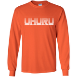 UHURU: LS Ultra Cotton T-Shirt