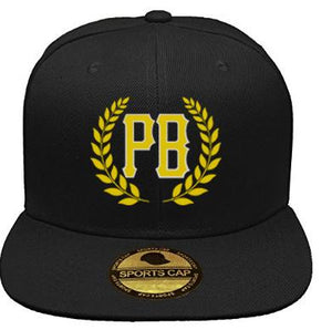 PB & Laurels Snapback (2 COLOR OPTIONS)