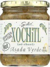 Xochitl Asada Verde Salsa, 15oz Jars (pack of 4)