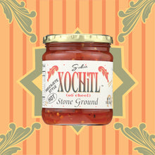 Xochitl Stone Ground Salsa, 15oz Jars (pack of 4)