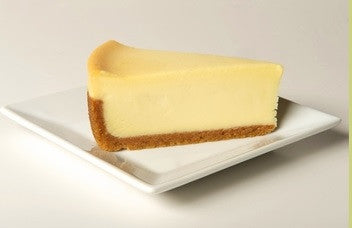 Gluten Free (GF) New York Style Cheesecake