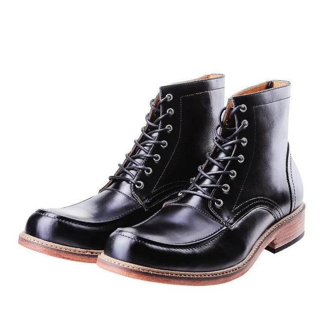 FRONTIER BOOTS | BLACK