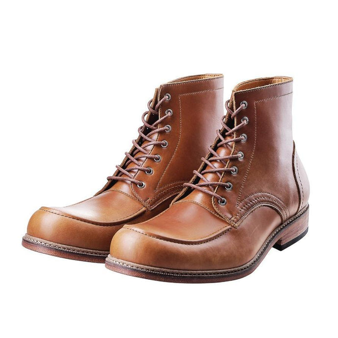 FRONTIER BOOTS | TAN
