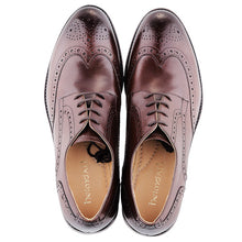 LOKI WINGTIP DERBY | BROWN