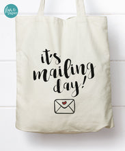 It's Mailing Day Tote Bag