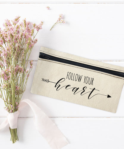 Follow Your Heart Mini Bag