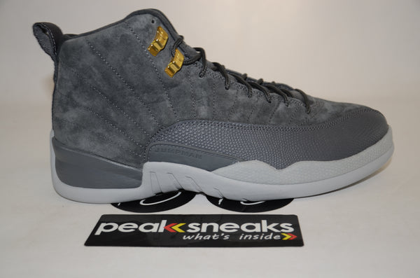 Nike Air Jordan 12 Retro Dark Grey DS