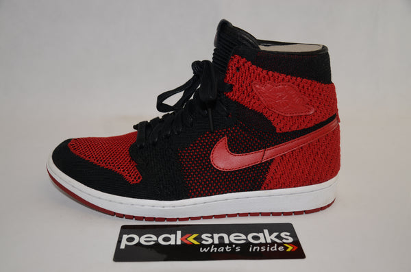 Nike Air Jordan 1 Retro High Flyknit Bred