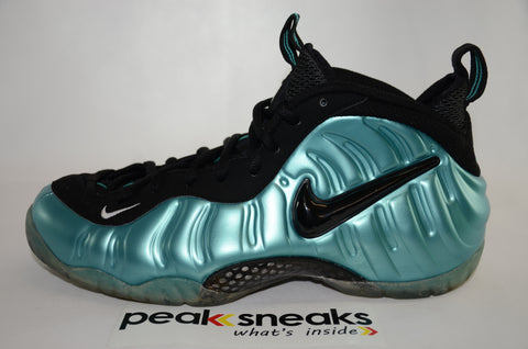 Nike Air Foamposite Pro Electric Blue VNDS