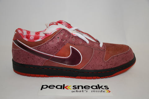 Nike Dunk SB Low Red Lobster VNDS