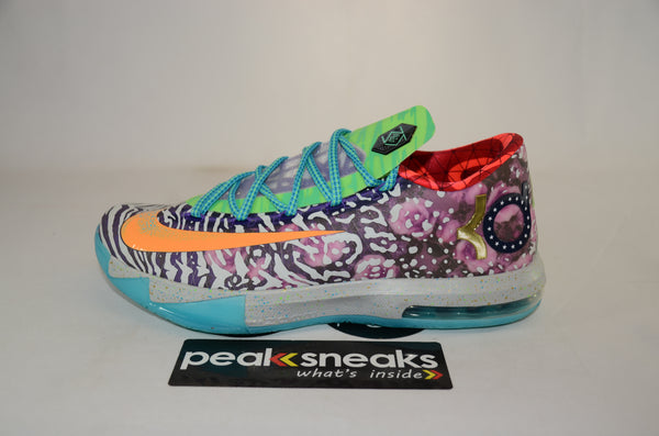 Nike KD 6 What The KD VNDS 5b1a000d8