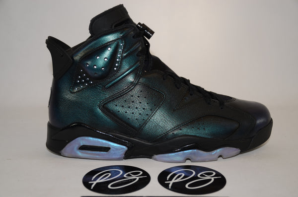 new product 6b32c a3aac Nike Air Jordan 6 Retro All Star 2017 Chameleon DS