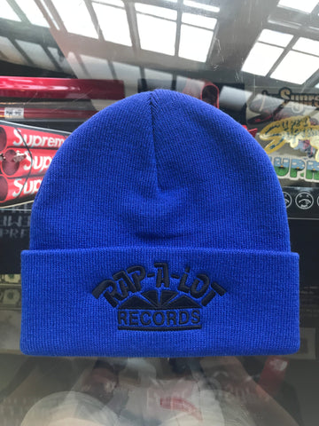 Supreme Rap-A-Lot Records Beanie Royal