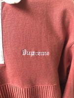 Supreme Rugby Shirt Worn