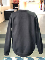 Supreme Champion Stay In School Crewneck Black
