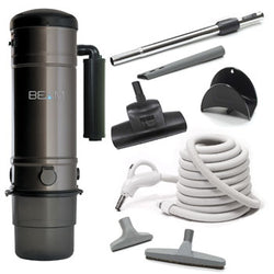Wholesale Central Vacuums Canada | Beam Serenity 375A + Deluxe Air Package