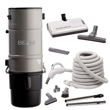 Beam Central  Vacuum Packages | Beam SC200A + HP240 Package
