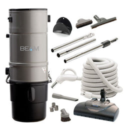 Beam Central Vacuum Package | Beam SC200A + HP360
