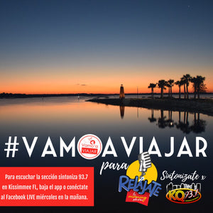 Vamo'a Viajar: Celebration, FL