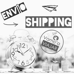 IMPORTANTE SOBRE ENVÍO | IMPORTANT ABOUT SHIPPING