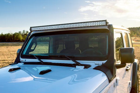 "Hammerhead JL Wrangler JT Gladiator A-Pillar 50"" Light Bar Mounts"