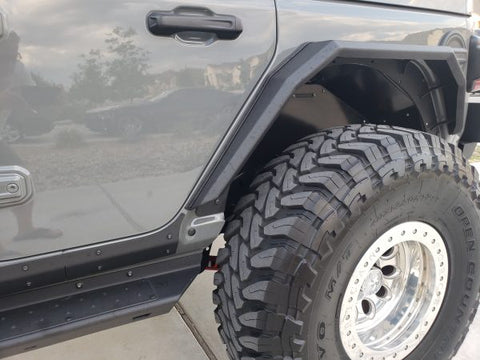Hammerhead JL Wrangler Replacement Rear Flares