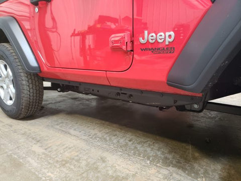 Hammerhead JL Wrangler 2-Door Bottom Trim