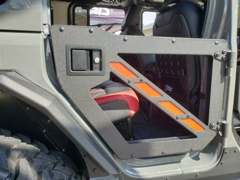 Hammerhead JK Wrangler Rear Trail Door Set