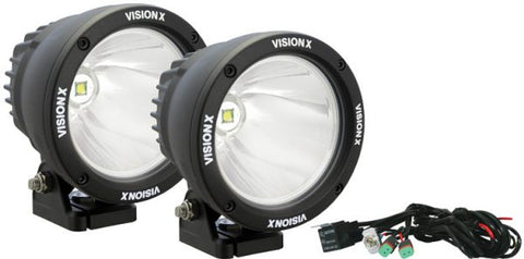 Hammerhead VisionX LED Cannon 2-Light Kit
