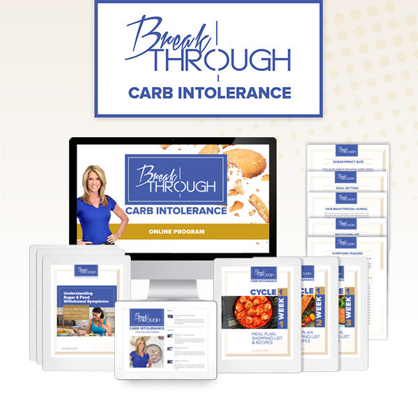 Breakthrough Carb Intolerance Online Program