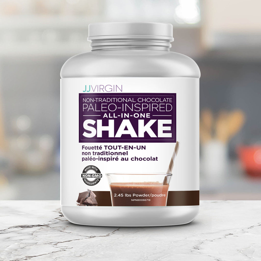 Paleo-Inspired All-In-One Shake - Chocolate - 50%