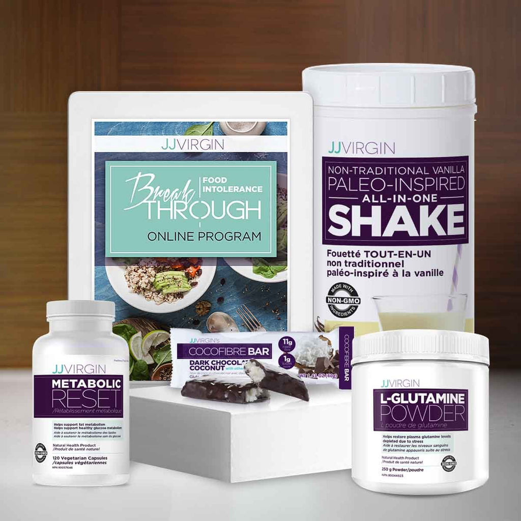 Breakthrough Head Start Kit - Chocolate or Vanilla