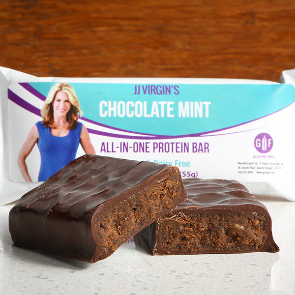 Chocolate Mint All-In-One Protein Bar - Box of 12