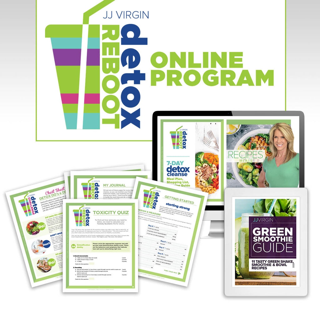 Detox Reboot Online Program