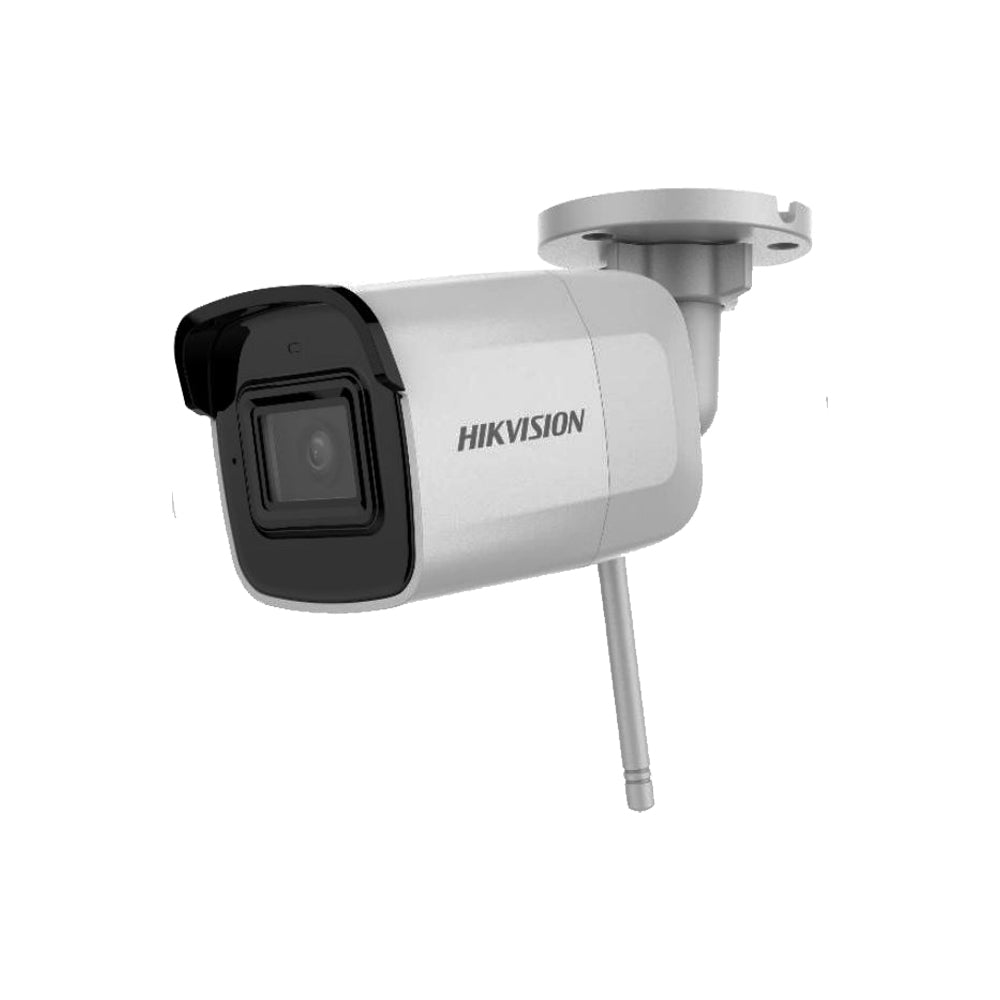 DS-2CD2041G1-IDW1 Hikvision 4MP IP H.265 Built in Mic WIFI Bullet