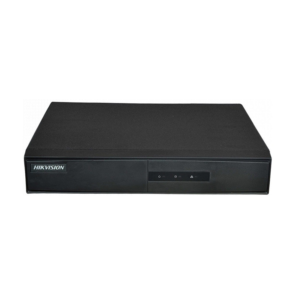 DS-7104/7108NI-Q1/4P/M(Q1/8P/M), 4CH 4PoE / 8CH 8PoE H.265 NVR up to 4MP Recording, 1 HDD BAY