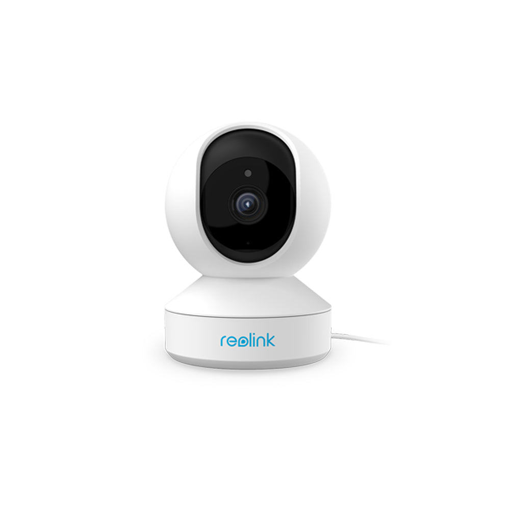 E1, Reolink 3MP Pan & Tilt Smart WiFi Home Security Camera, Two Way Audio