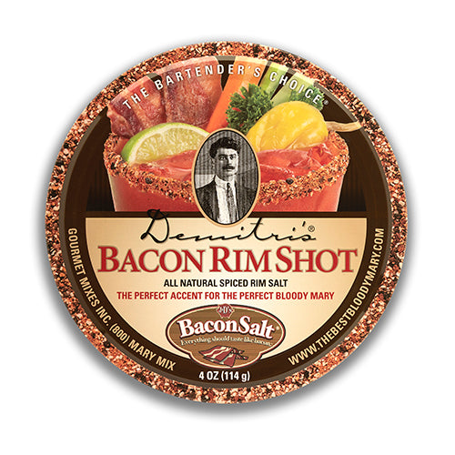 Bacon Rim Shot Salt