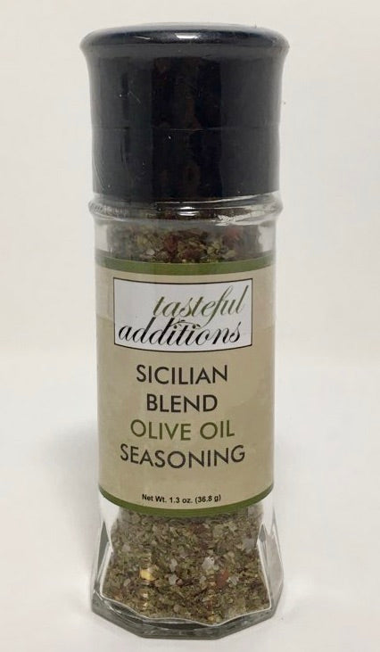 Sicilian Blend Olive Oil Seasoning