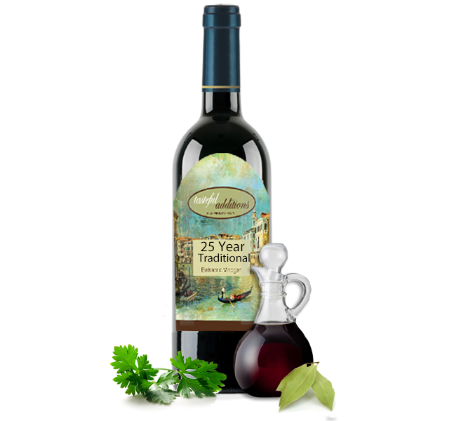 Traditional 25-Year Blend Dark Balsamic Vinegar