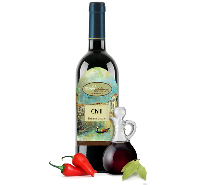 Chili Dark Balsamic Vinegar
