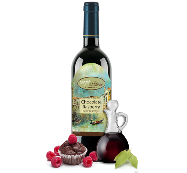 Chocolate Raspberry Dark Balsamic Vinegar