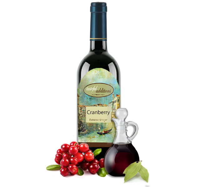 Cranberry Dark Balsamic Vinegar