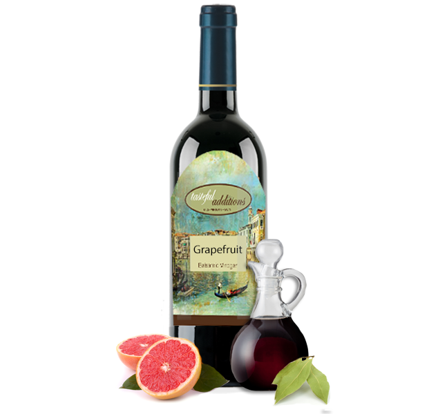 Grapefruit Dark Balsamic Vinegar
