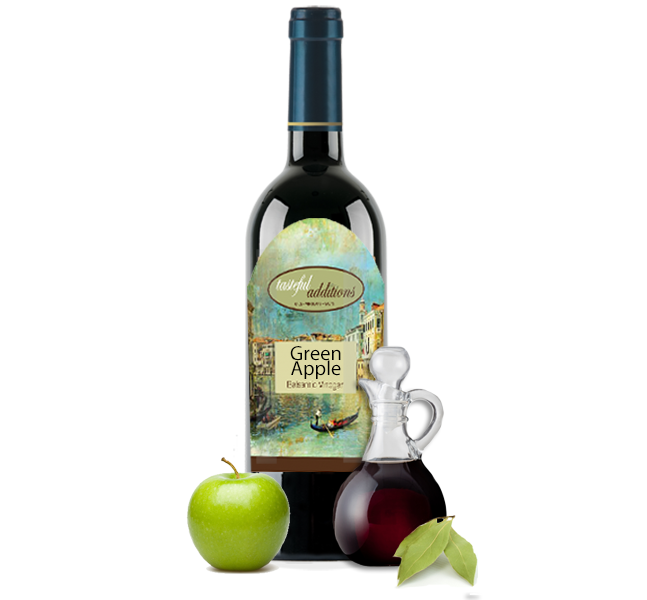 Green Apple Dark Balsamic Vinegar