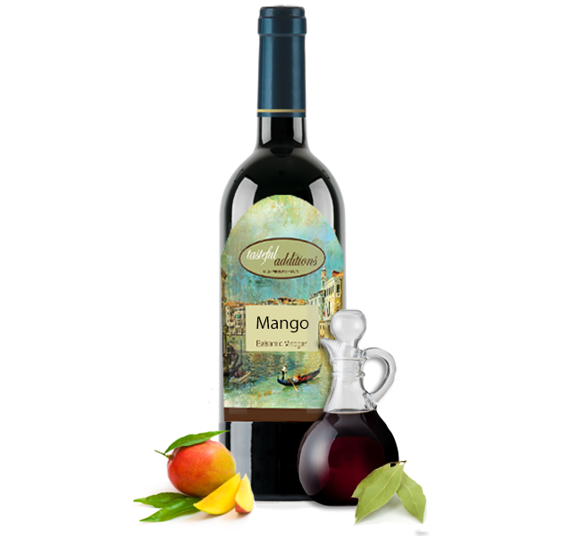 Mango Dark Balsamic Vinegar