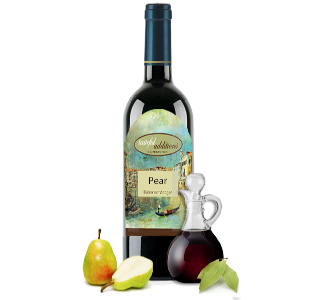 Pear Dark Balsamic Vinegar