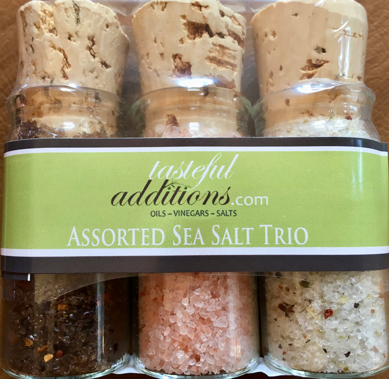 Assorted Collection - Salt Trio Pack