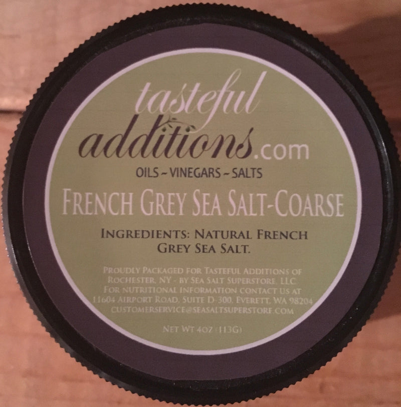 French Grey Sea Salt - Coarse