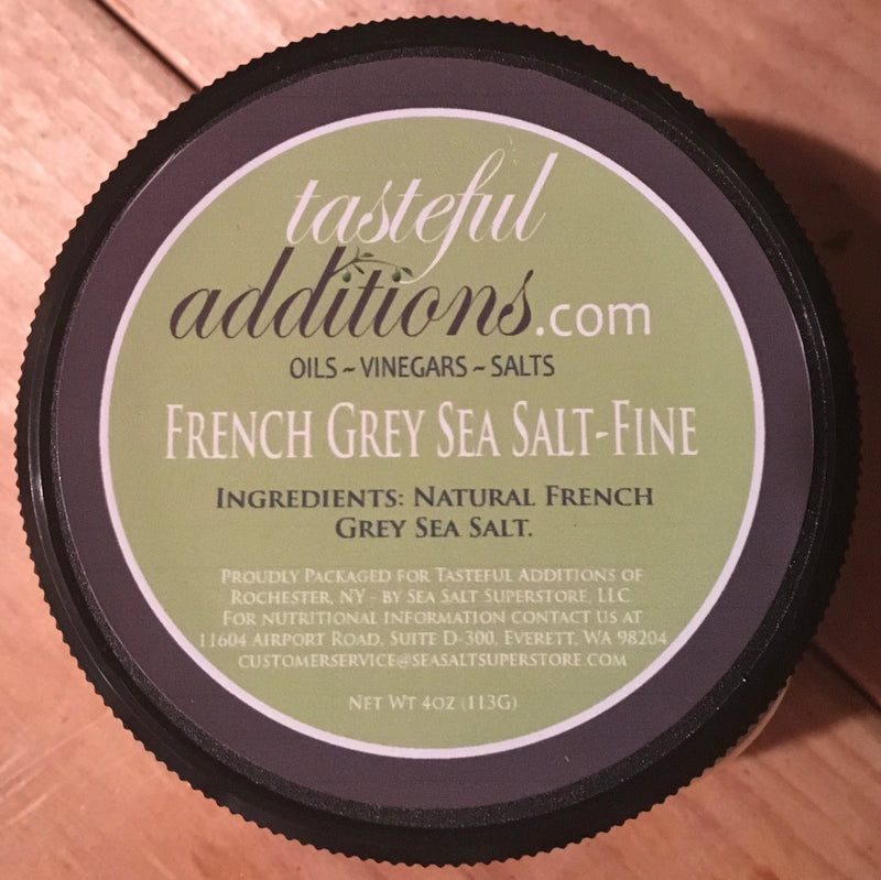 French Grey Sea Salt - Fine